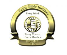 Faith Bible Institute logo